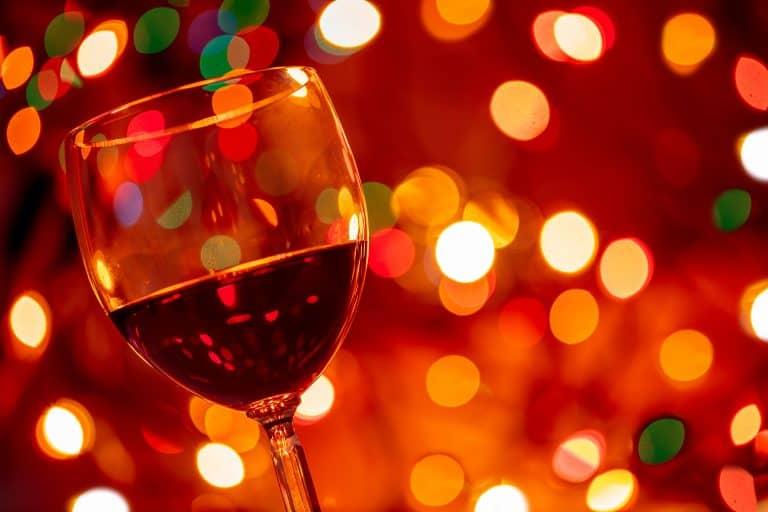 holiday virtual wine tasting